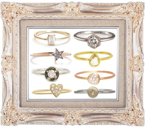 Cupcakes & Couture - Currently Craving: Tiny Diamond Rings