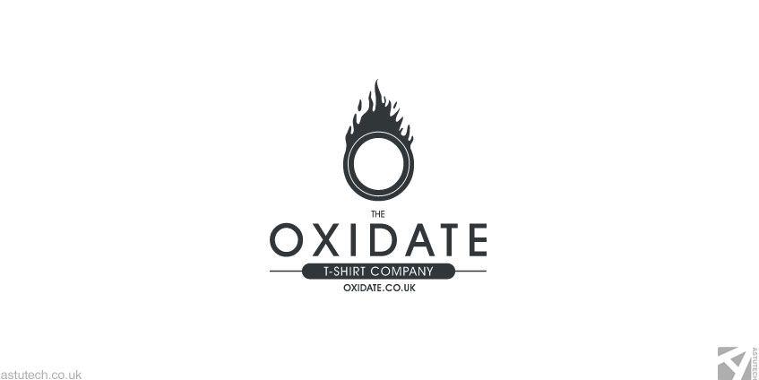 Oxidate T Shirt Company Logo Design Website and APP