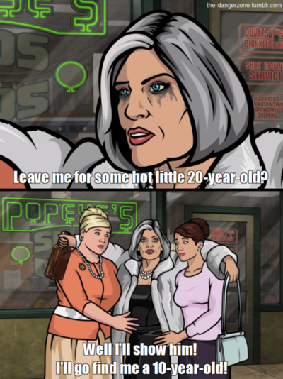Malory Archer  Awesomeness  Pinterest  Archer quotes