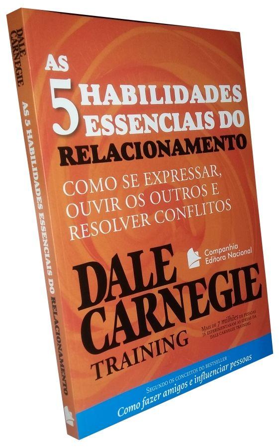 Livro as 5 habilidades essenciais do relacionamento dale carnegie livro as 5 habilidades essenciais do relacionamento dale carnegie fandeluxe Image collections
