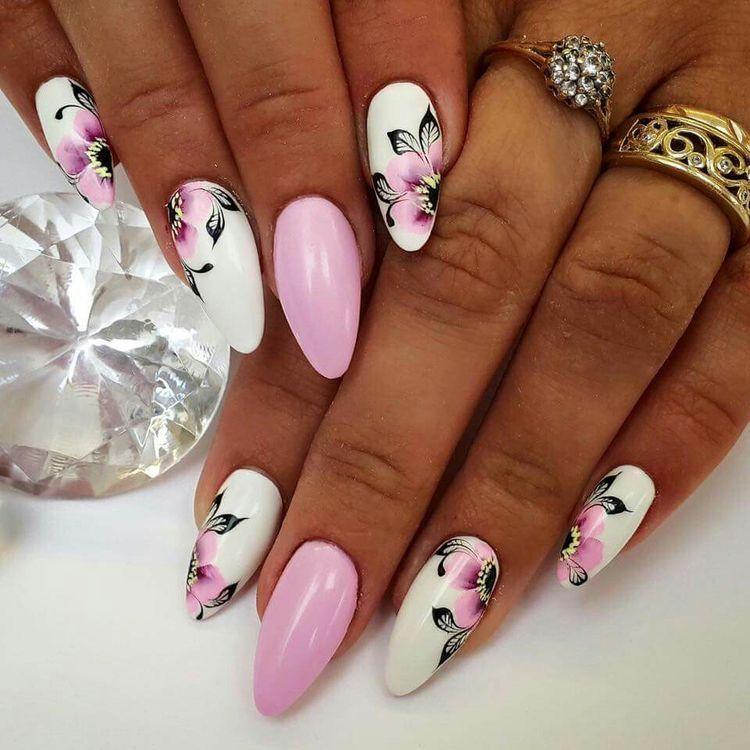 Pin de Liisa End en Nail design | Pinterest | Diseños de uñas, Arte ...