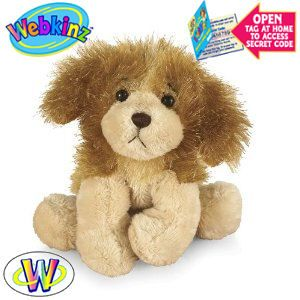 Plush Webkinz Cocker Spaniels By Ganz Webkinz Stuffed Animals