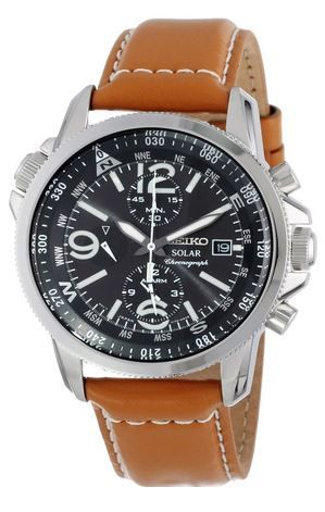 Review of Seiko Men's SSC081 Adventure-Solar Classic Casual Watch. This amazing watch will definitely turn a few heads whenever you go! Click here now!