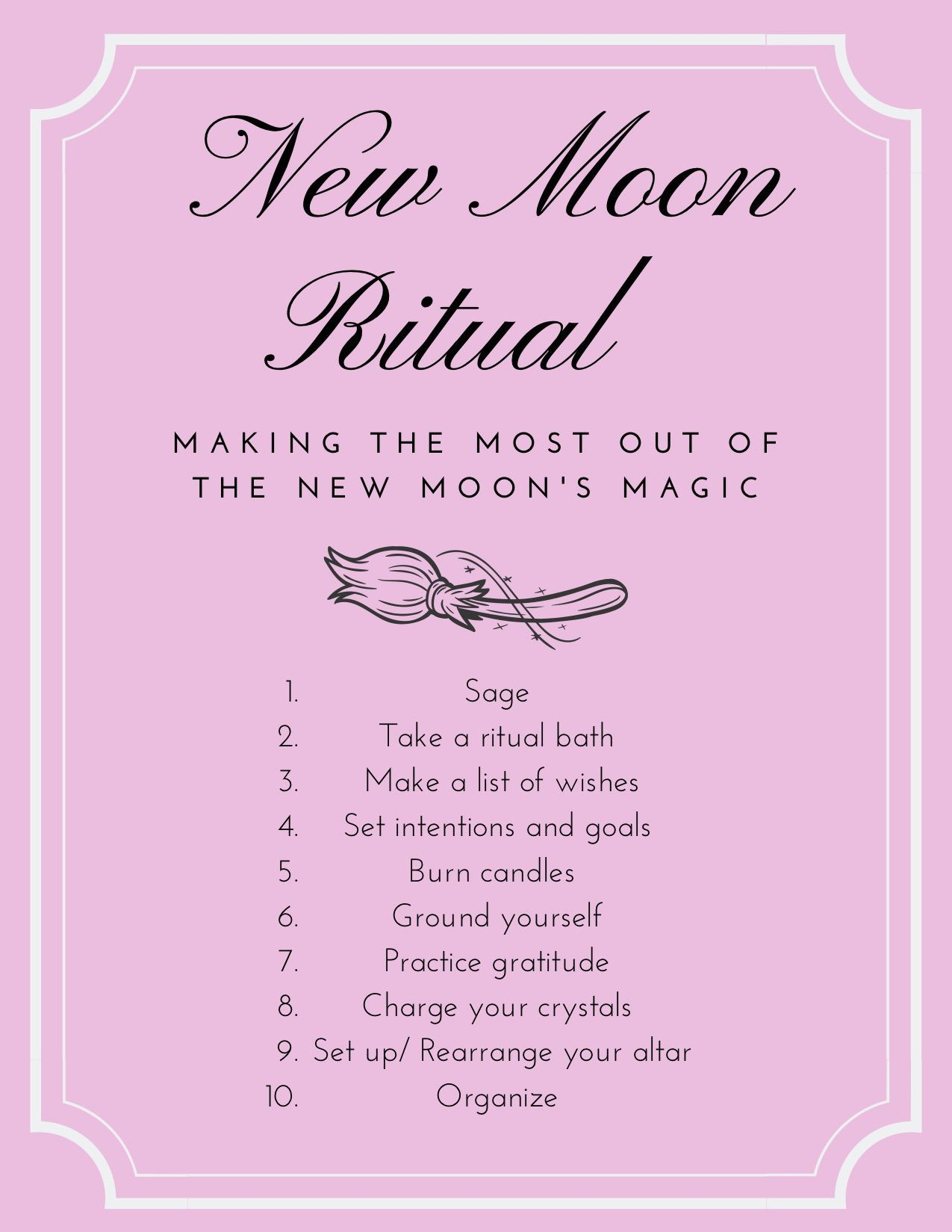 New Moon Ritual #newmoonritual How to do a New Moon Ritual #newmoonritual