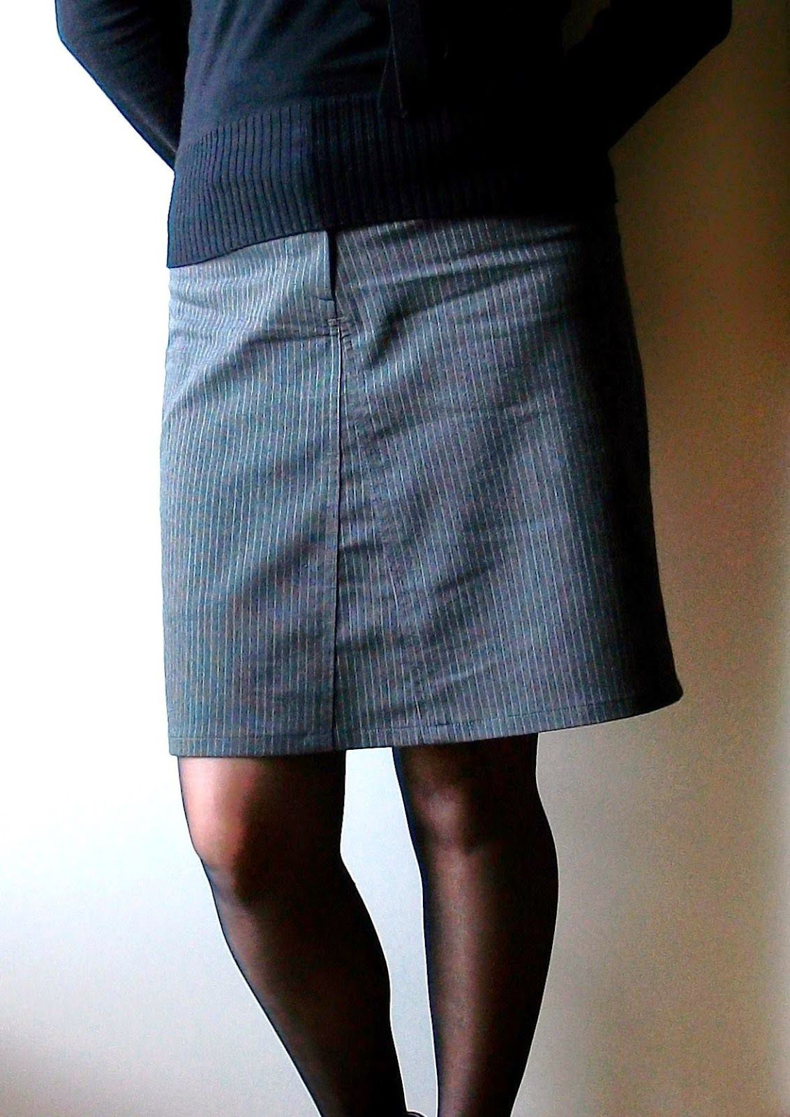 pantalon transform en jupe autour de la couture et du tissu pinterest couture jupe et. Black Bedroom Furniture Sets. Home Design Ideas