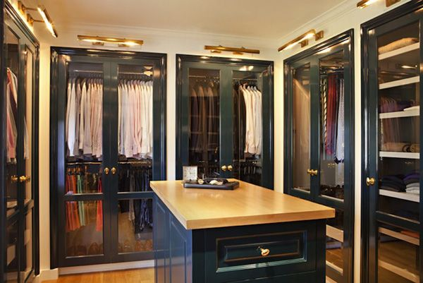 Men S Closet And Dressing Room Ideas