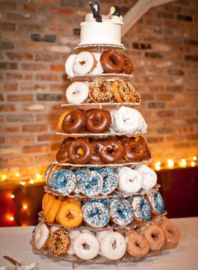Donut tower wedding cake decorating inspiration 5632d4633a167 donut tower wedding cake decorating inspiration 5632d4633a167 junglespirit Gallery
