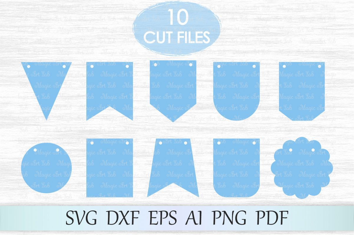 Bunting Banner Flag Svg Bunting Banners Svg Banners Svg With