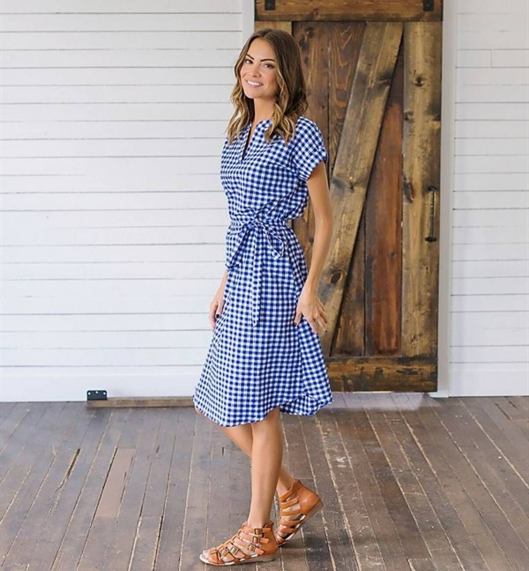 ad gingham is the perfect print for summer! grab this darling