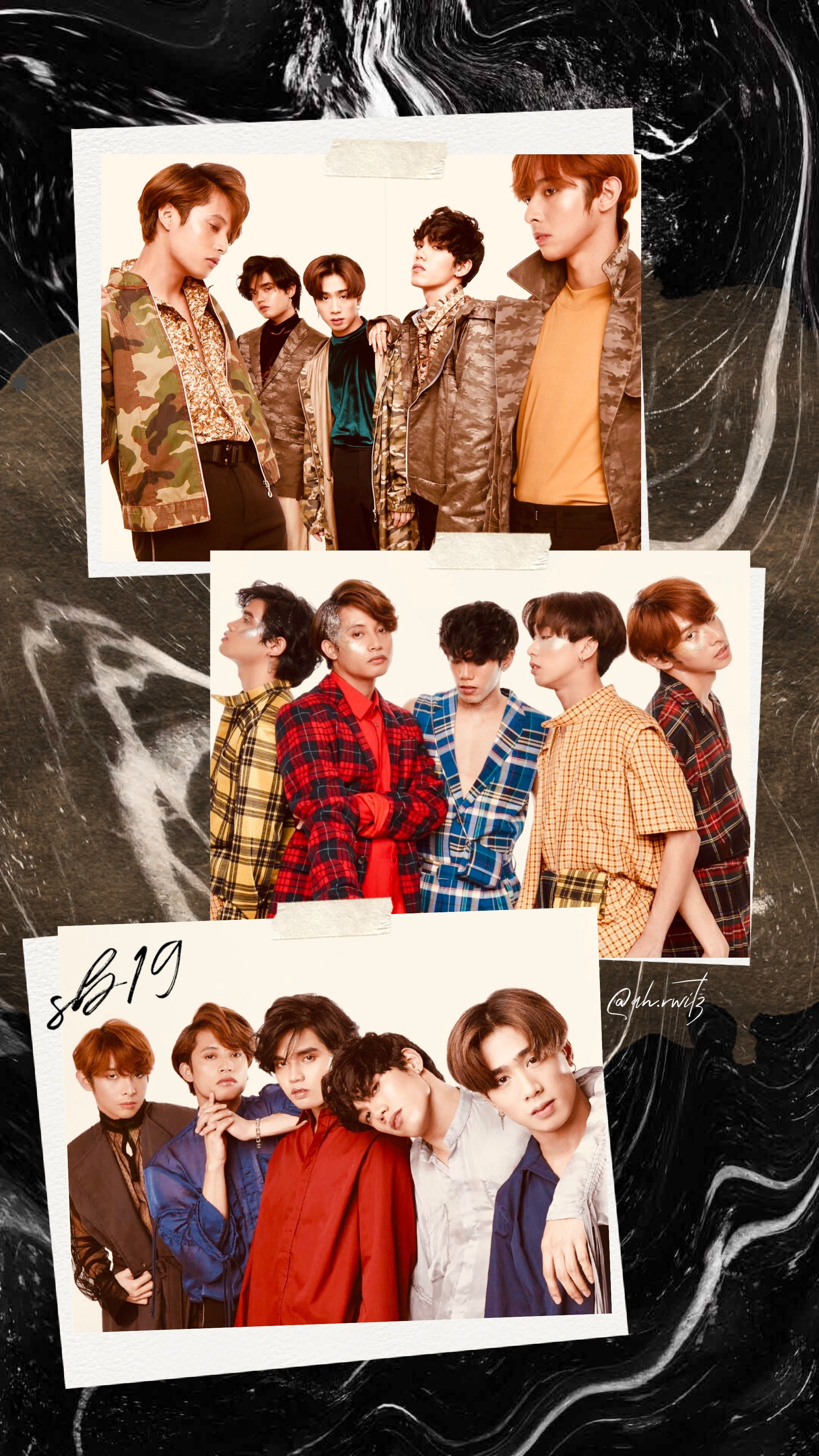 SB19 Wallpaper in 2020 Korean entertainment companies