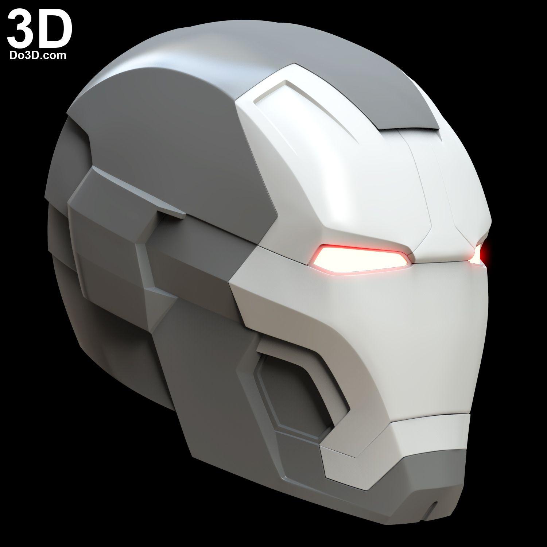 Pin Em 3d Printable Helmet Models