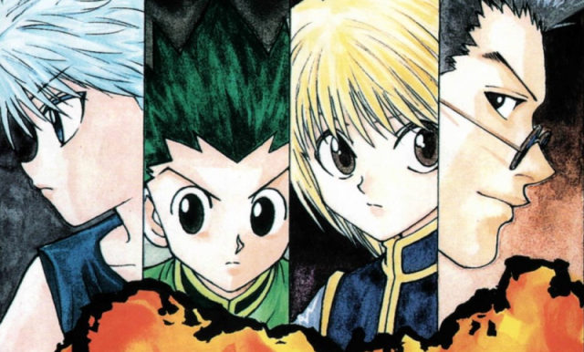 Hunter X Hunter Reportedly Returning From Hiatus In Early 2018 Anime Manga Hunter X Hunter Hunter Anime