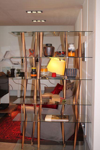 designer regal sendai crystal toyo ito, sendai crystal bookcase-sculpture, designed by toyo ito and horm, Möbel ideen