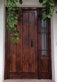 Resultado de imagen de puertas de madera rusticas for Puertas principales rusticas madera