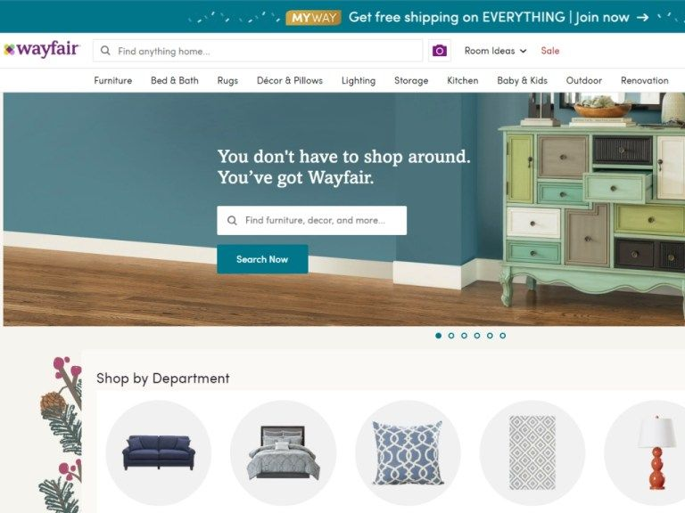 Buy Now Pay Later Bedroom Furniture-Wayfair | Catalogues Bad credit ...