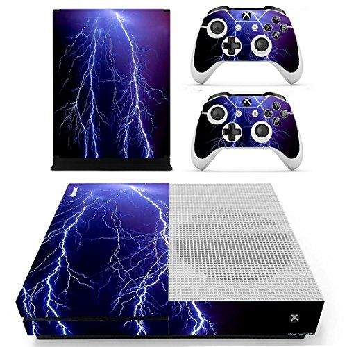 2 Pieces SKINOWN Xbox One Controller Skin Vinyl Decal Skin Sticker Protective Cover for Xbox One Controller