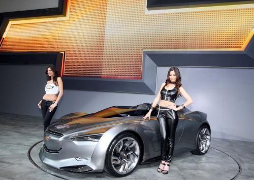Chevrolet Miray Concept Revealed In Korea Chevrolet Concept Cars Car Model