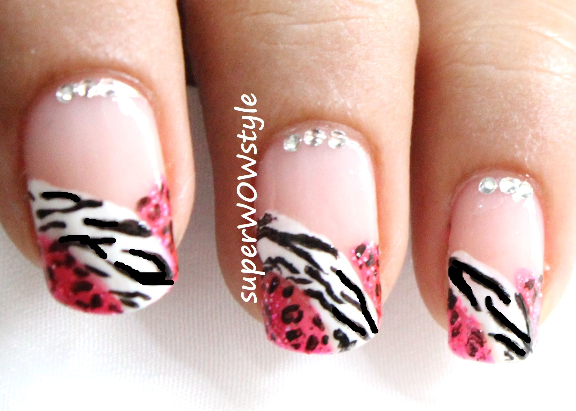 Incoco french manicure designs put a twist on the traditional french ...