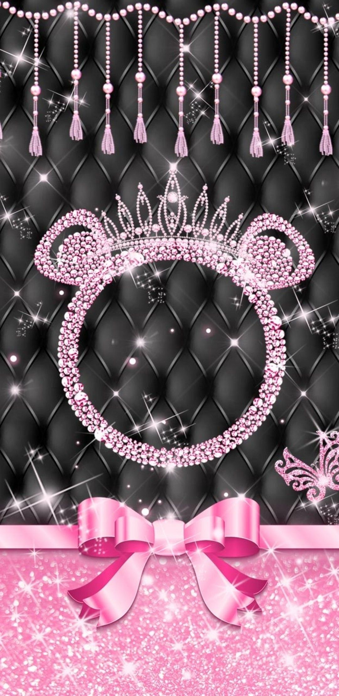 Pin by Andy on 女性中性主题 Bling wallpaper, Pinky wallpaper