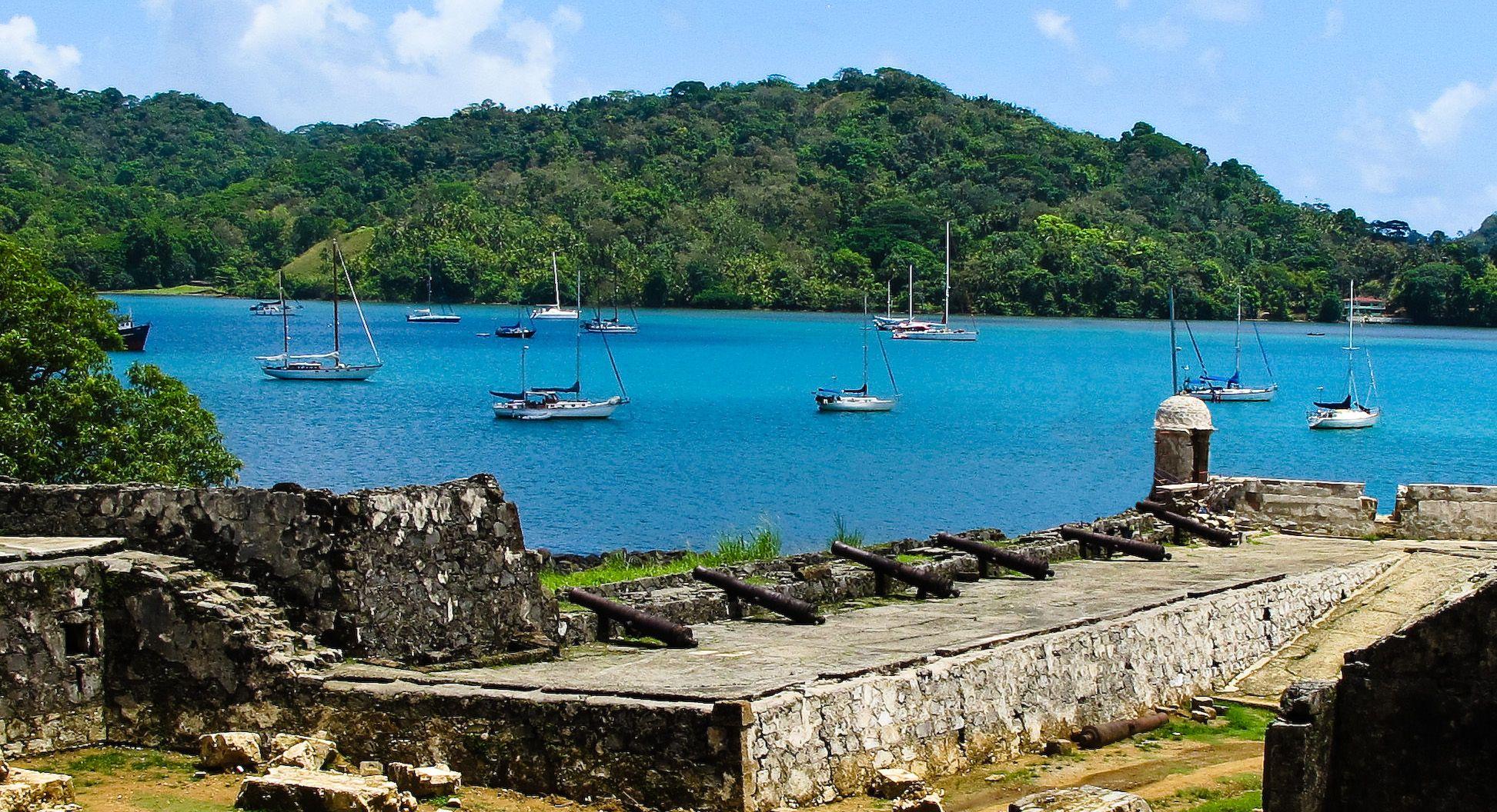 Image result for San Lorenzo Fort Cristóbal panama