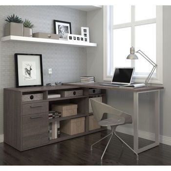 Solay L Shaped Desk Uglovoj Stol Mebel Interer
