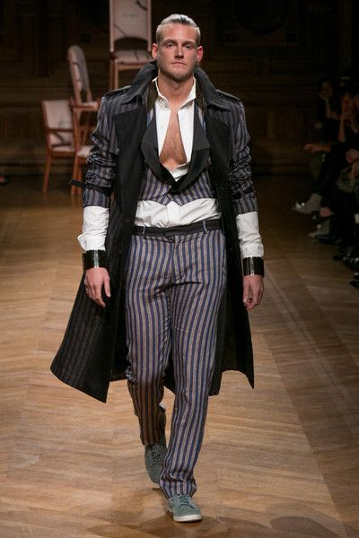 Eric Tibusch at Couture Spring 2014