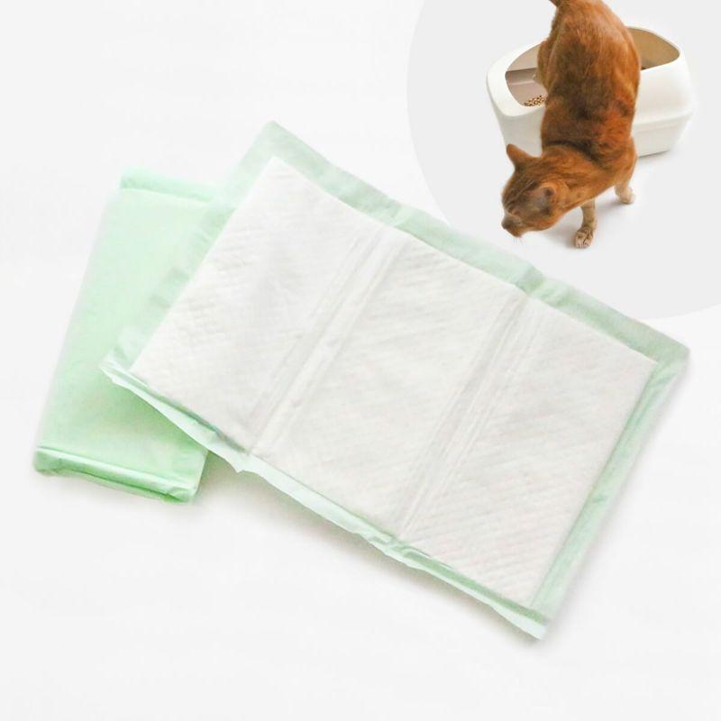 デオトイレ専用 トイレシート 猫 消臭抗菌シート 10枚入 Nekozuki ねこずき 猫用品の販売 デオトイレ 猫用品 シート