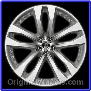 Jaguar F-Type 2014 Wheels & Rims Hollander #59911B #Jaguar #FType #JaguarFType #2014 #Wheels #Rims #Stock #Factory #Original #OEM #OE #Steel #Alloy #Used