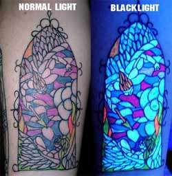 70 Glowing Neon Products Tattoo Pinterest Black Light Tattoo