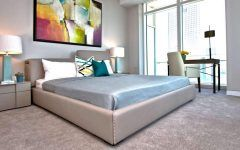 Modern Bedroom Sets Clearance Using Stackable Wooden Bed Risers And York Wallpaper