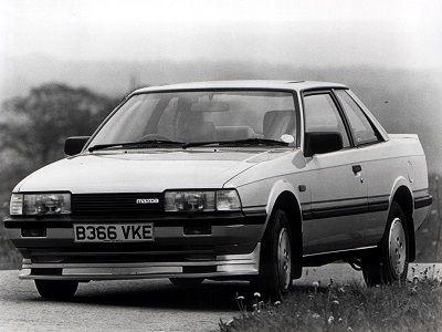 mazda 626 coupe (1982 – 1987). | mazda | pinterest | mazda, coupe
