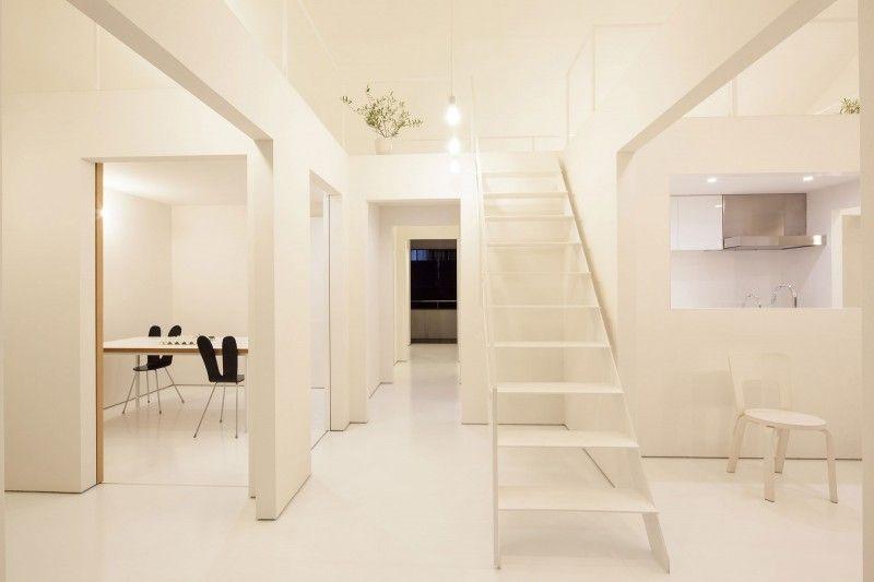 House in Takamatsu by Yasunari Tsukada Design | HomeDSGN