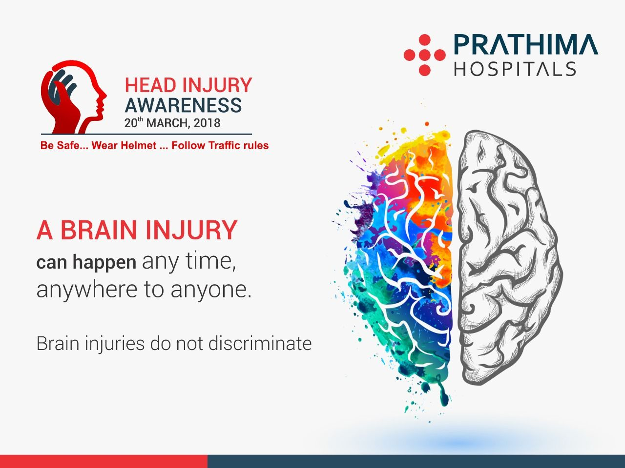 World Head Injury Awareness Day Is A Public Health And Awareness Campaign That Falls On The 20th Of March Every Year I Prevention Awareness Campaign Awareness