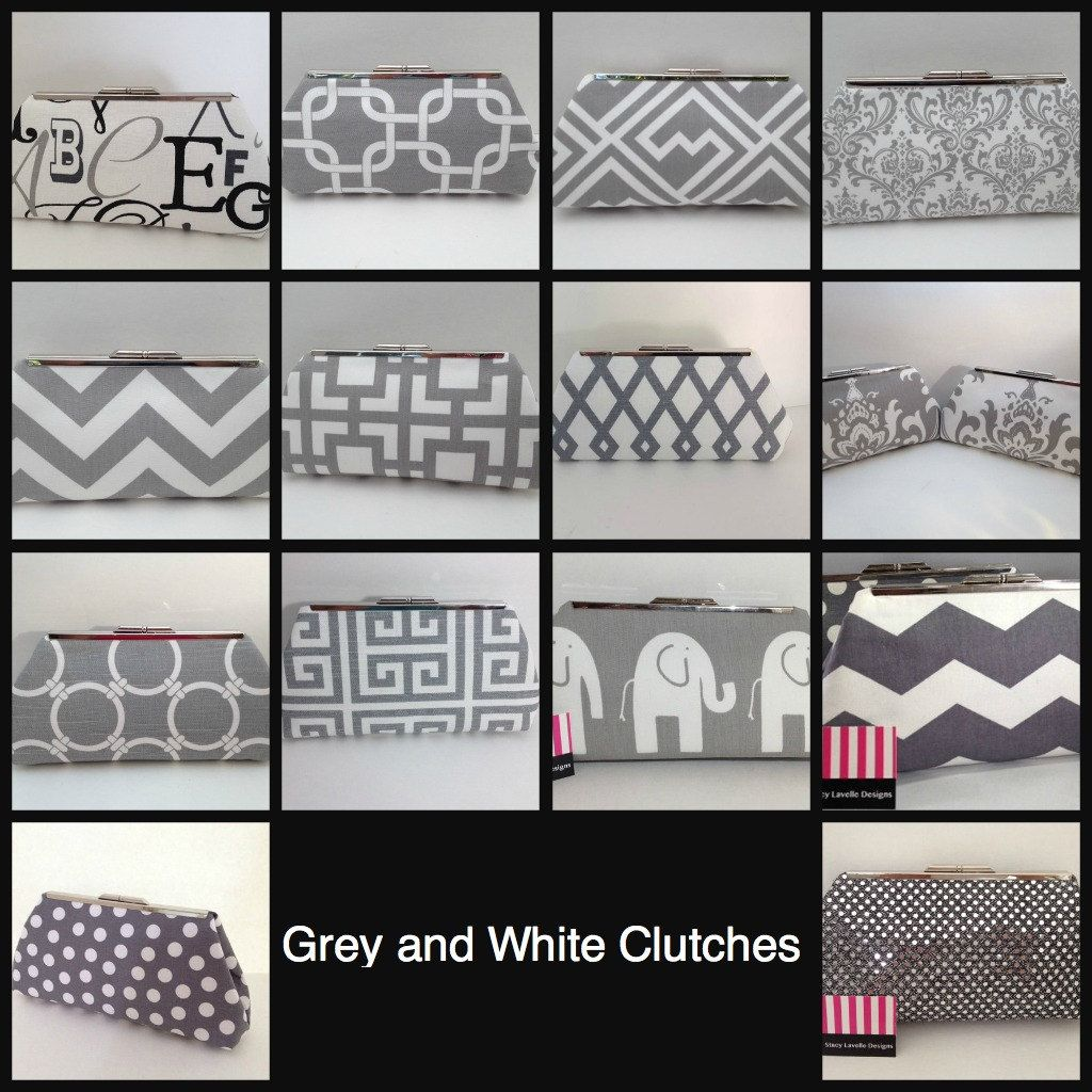 A personal favorite from my Etsy shop https://www.etsy.com/listing/200675580/discount-for-multiple-clutch-purse