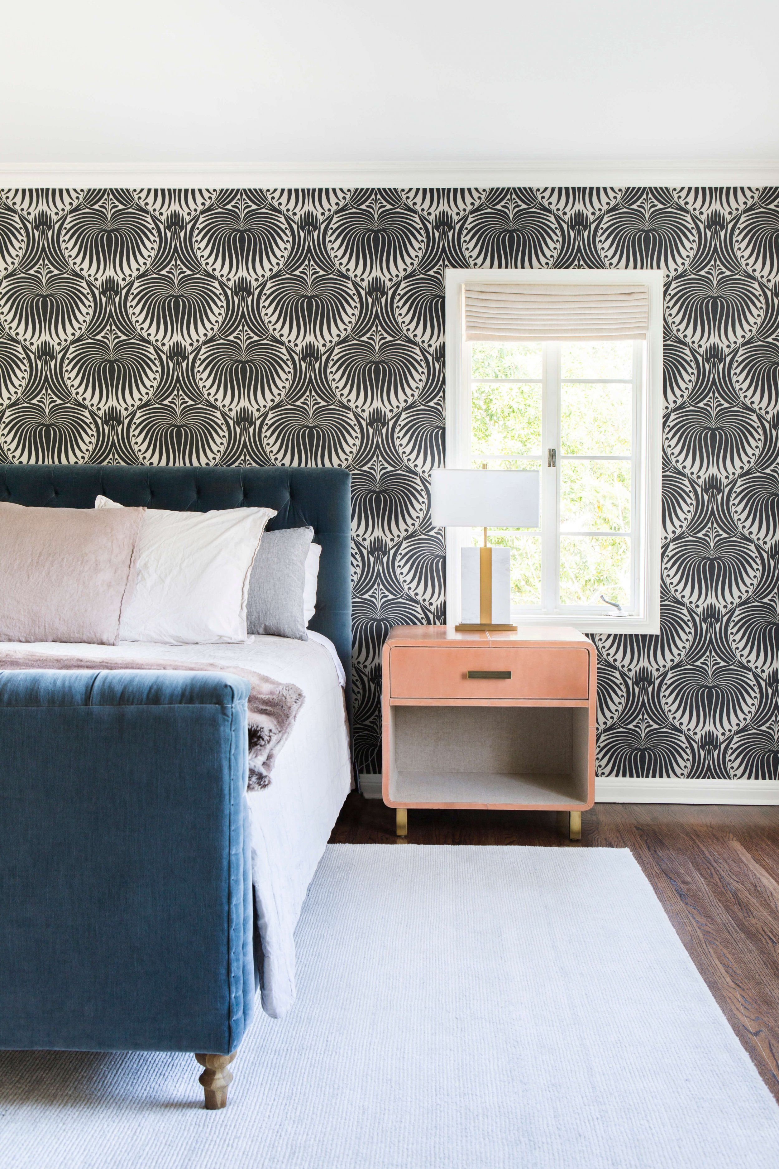 A Bold and Traditional Master Bedroom Introduction Emily