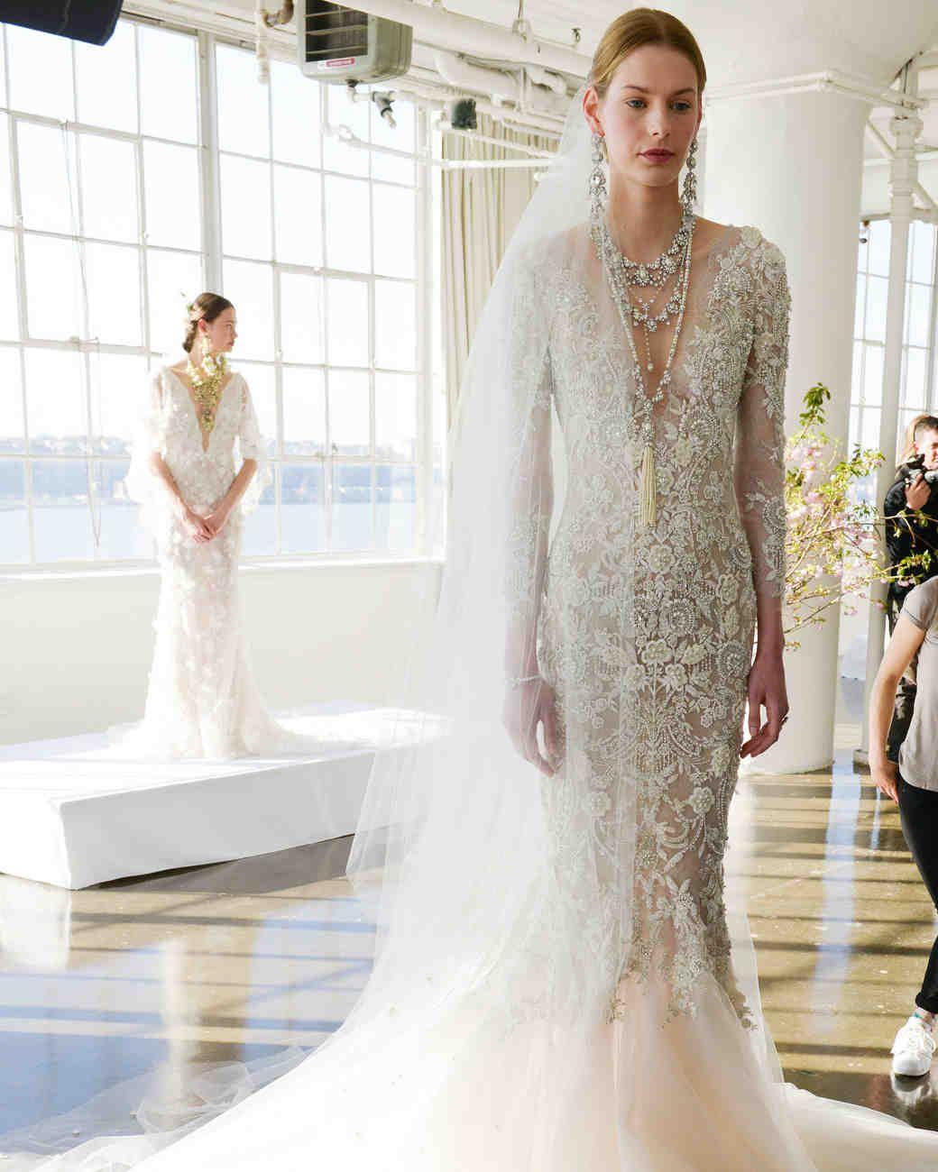 Image result for mermaid cut tulip sleeve wedding dress | Weddings ...