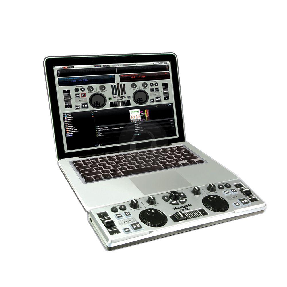 NUMARK DJ2GO THE MOST PORTABLE DJ CONTROLLER IN THE WORLD