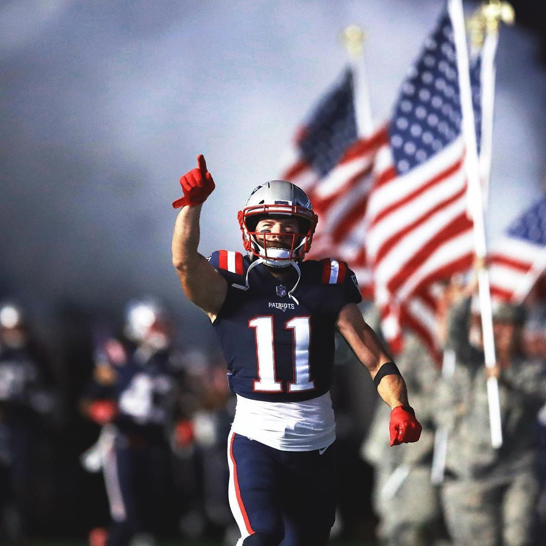 41 5 Mil Me Gusta 114 Comentarios Julian Edelman Edelman11 En Instagram Today We Remember Those Wh In 2020 Julian Edelman Edelman Patriots New England Patriots