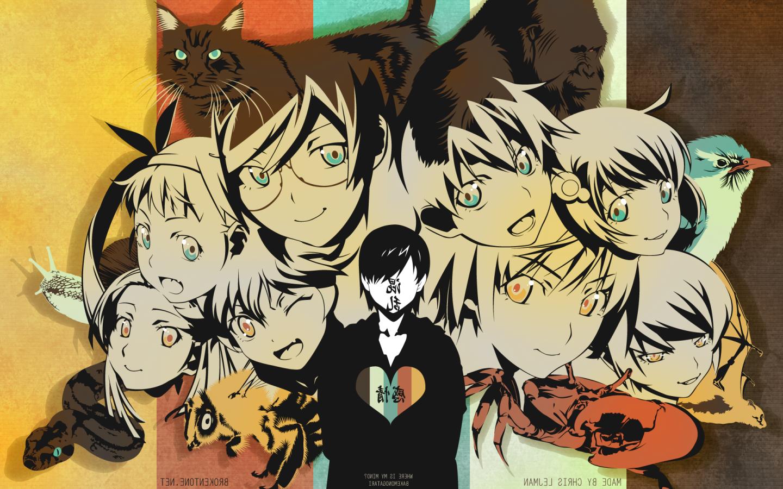 Monogatari Hd Wallpaper Anime Anime Hd Anime Style