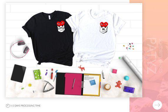 Big Little Reveal Shirt, Pocket Red Heart Sorority Shirt, Big Little Shirts, College Sorority Reveal Shirts, GBig Custom Shirts #biglittlereveal