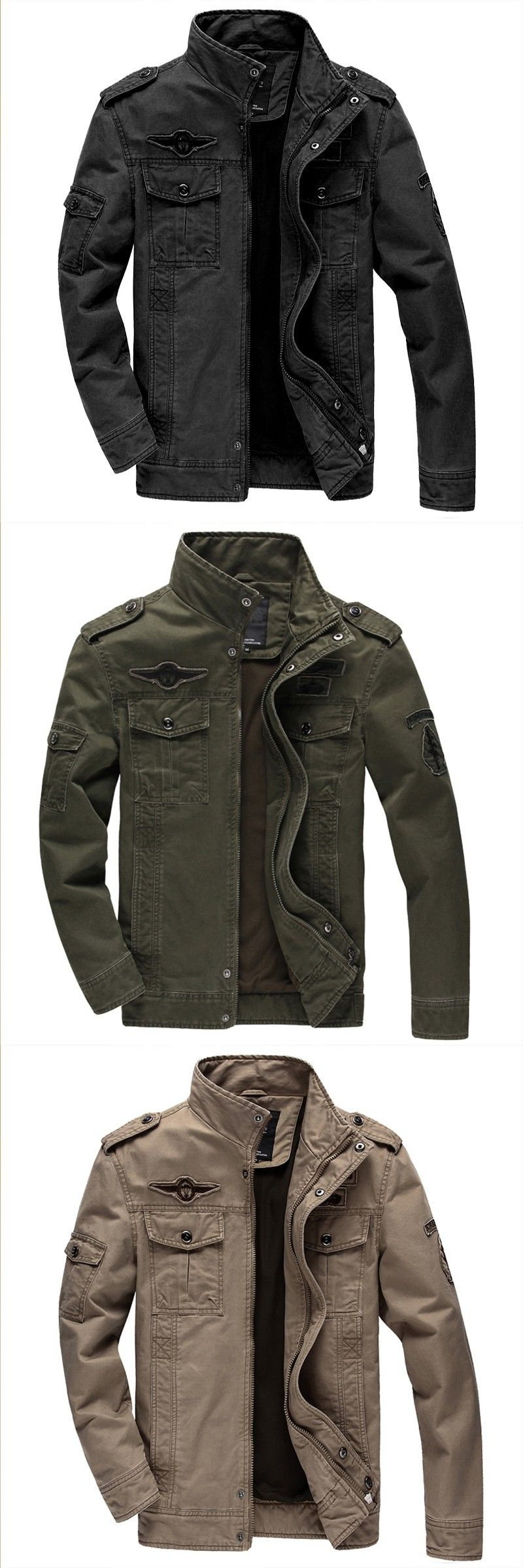 Best Jacket Brand Jacking Man Winter Jackets Men Coats Army Military High Quality Stand Collar Jacket M 6 Stand Collar Jackets Winter Jacket Men Collar Jackets [ 2400 x 800 Pixel ]