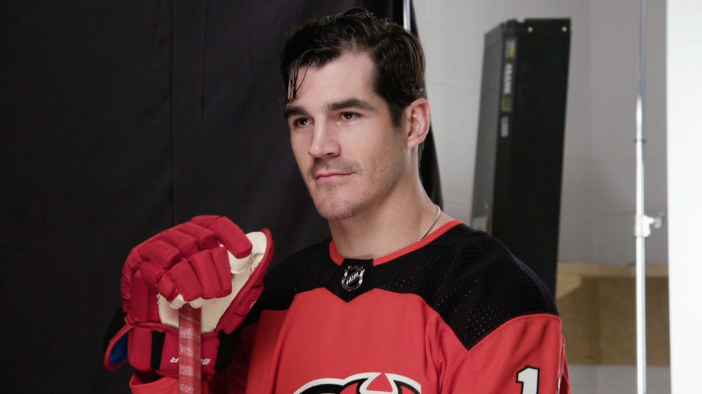 finest selection 4999b 1ffe1 Brian Boyle Facing His Toughest Challenge Yet | Maven's ...