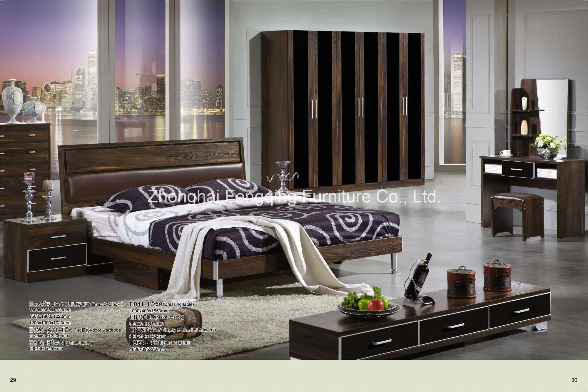Foto de Muebles Más Nuevos de Tabla del Aparador del Dormitorio de ...