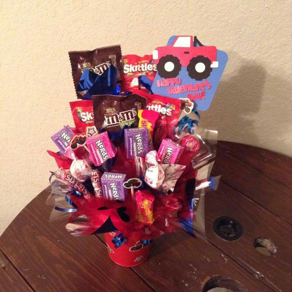 Pin By Melissa Martinez On My Homemade Creations Chocolate Bouquet Candy Bouquet How To Make Chocolate