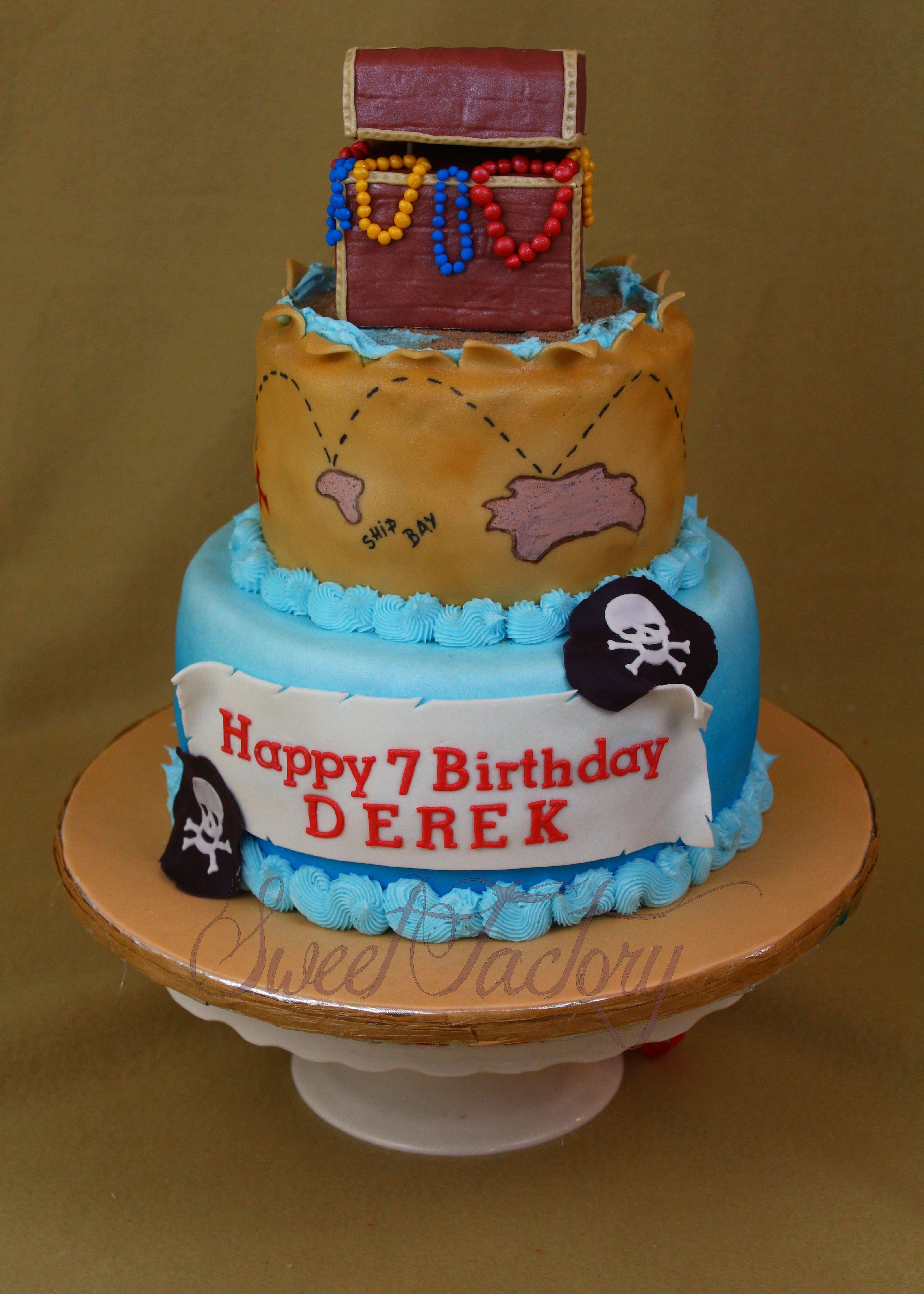 Cake ideas on pinterest pirate cakes marshmallow fondant and - Birthday Boy Cake Pirates Of The Caribbean Cake Pirates Cake