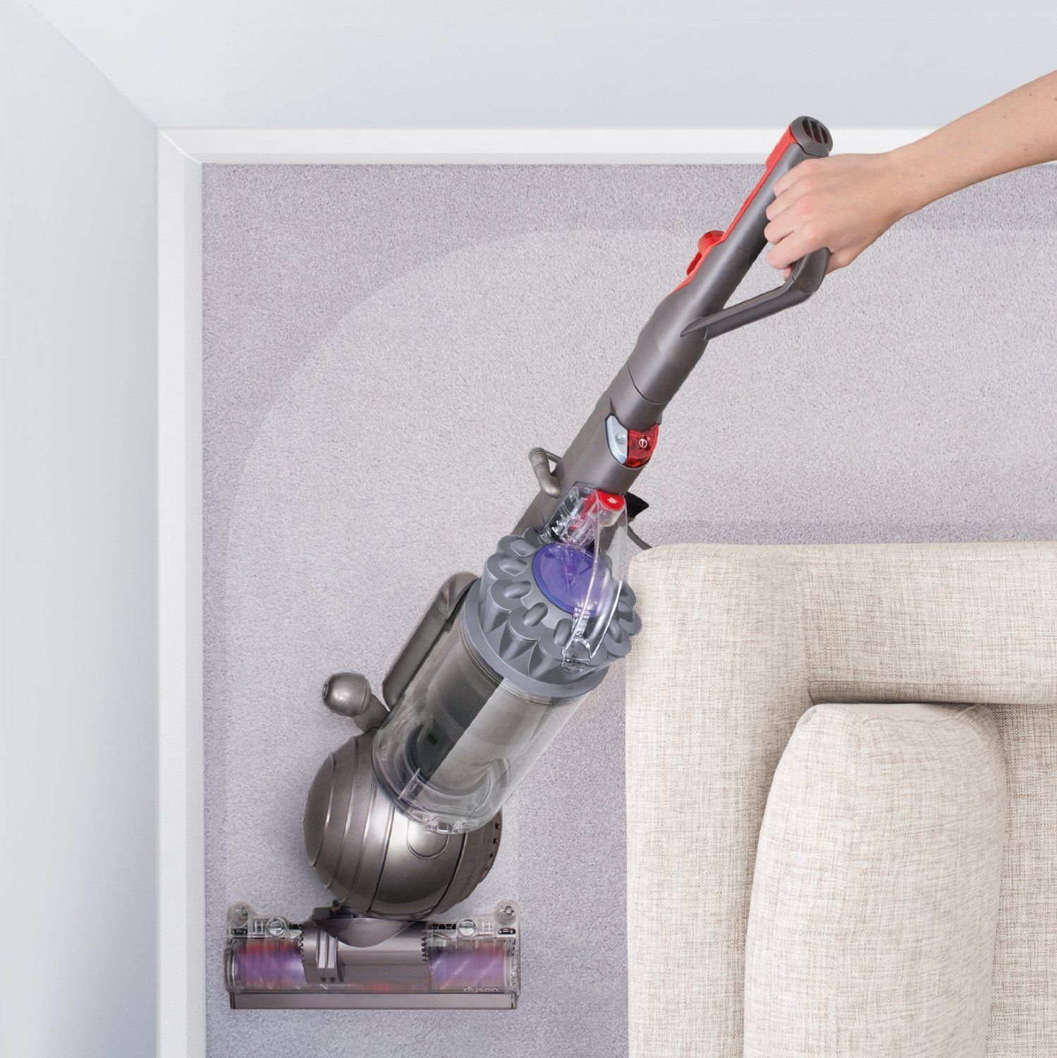 Dyson dc65 multi floor upright vacuum cleaner vacuum cleaners dyson dc65 multi floor upright vacuum cleaner doublecrazyfo Gallery