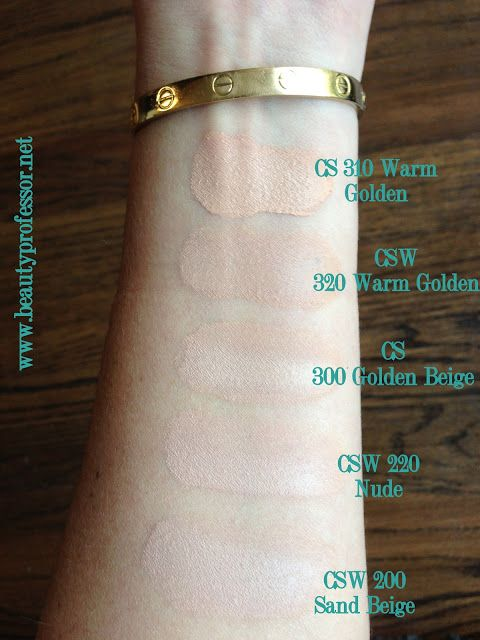 Revlon Colorstay And Colorstay Whipped Foundationswatches Of Nc23