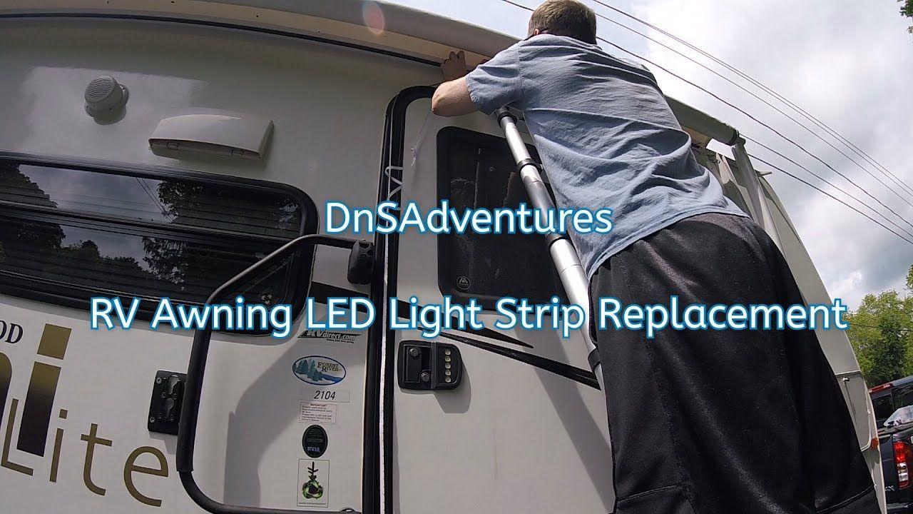 Led Light Kit For Rv Awning