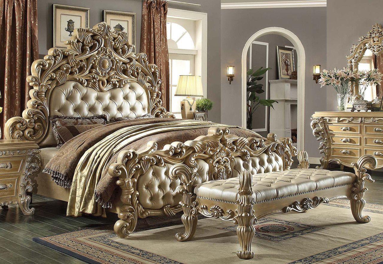 Homey Design Hd7012 5 Pcs Victorian European Calking Bedroom Cool Homey Design Living Room Sets Inspiration