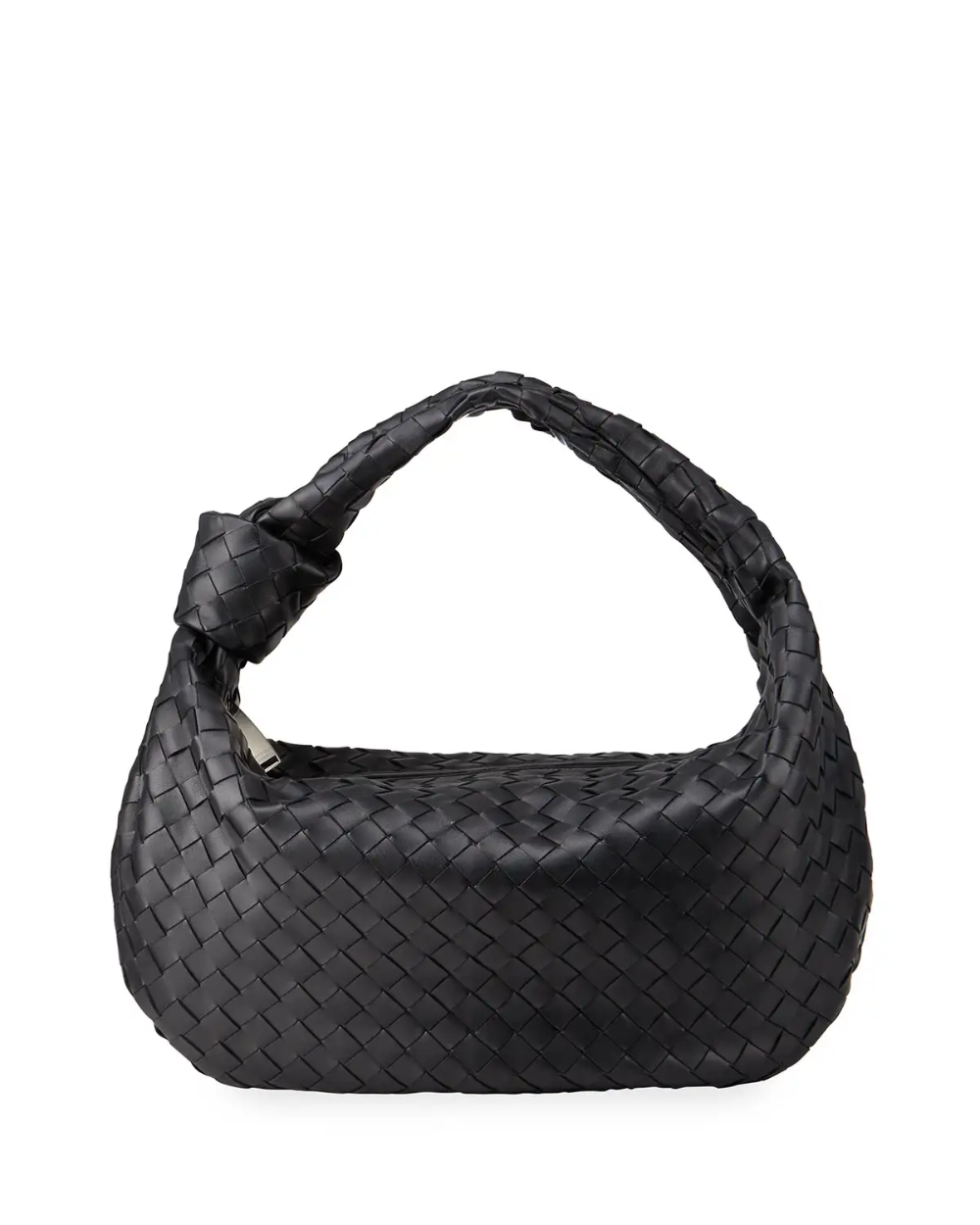 Bottega Veneta The Jodie Large Intrecciato Woven Leather